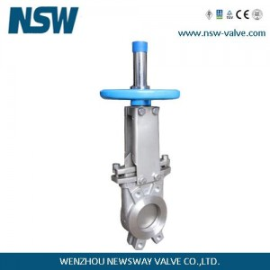 Metal Seat Gate Valve - Knife Gate Valve – Newsway