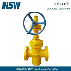 Pressure Sealed Gate Valve - Slab Gate Valve – Newsway