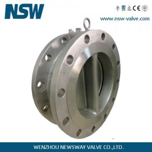 Check Valve - Flange Wafer Check Valve – Newsway