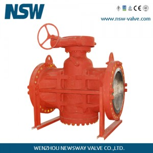 PriceList for 5000psi Plug Valve - Lubricated Plug Valve – Newsway