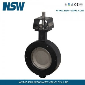 Best Price on Lug Butterfly Valve - High Performance Butterfly Valve – Newsway