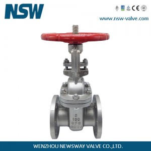 OEM Manufacturer Parallel Slide Gate Valve - Stainless Steel Gate Valve – Newsway