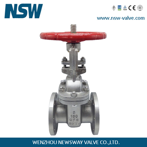 Stainless Steel Flanged Gate Valves - Stainless Steel Gate Valve – Newsway