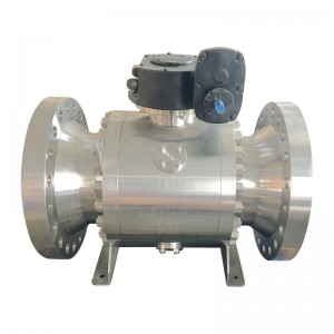 OEM/ODM China 3 Way Ball Valve - Duplex Steel Ball Valve – Newsway