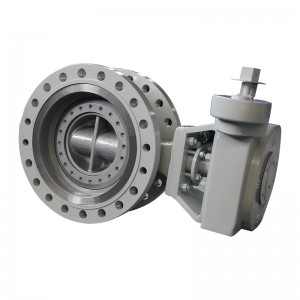 Best quality Double Flanged Butterfly Valve - Flange Butterfly Valve – Newsway