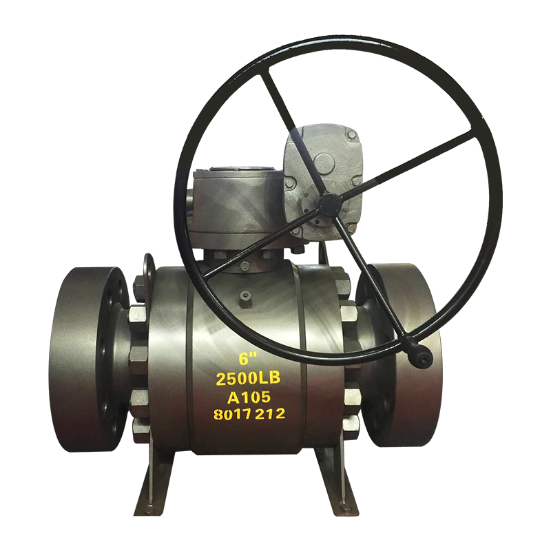 Chinese wholesale Carbon Steel Ball Valve - Trunnion Mounted Ball Valve – Newsway