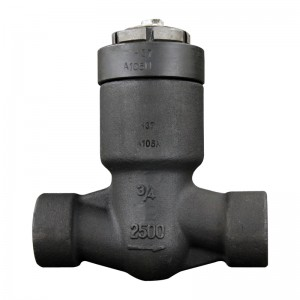 Pressure Sealed Bonnet Check Valve