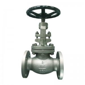 Hot Selling for Proportional Control Globe Valve - CF3 Globe Valve – Newsway