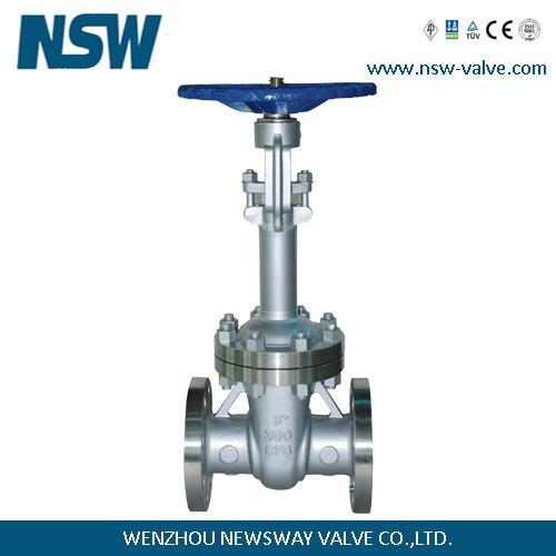 Manufacturer for Lengthened Rod Cryogenic Control Valve – Cryogenic Gate Valve – Newsway