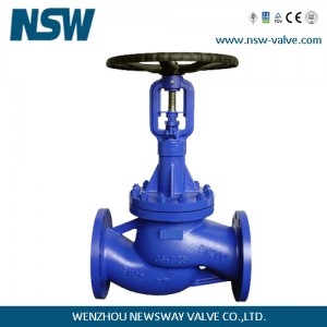 Manufacturer of Npt Forged Globe Valves - Bellow Sealed Globe Valve – Newsway