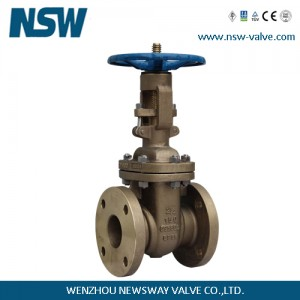 Operated Resilient Seated Gate Valve - Aluminium Bronze Gate Valve – Newsway