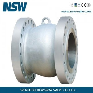 OEM/ODM Factory Ansi Check Valve - Axial Flow Check Valve – Newsway