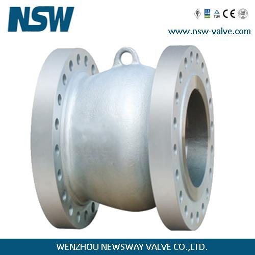 Swing Check Valve - Axial Flow Check Valve – Newsway
