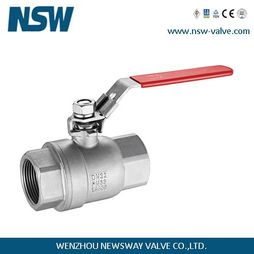 Water Ball Valve - 2 pcs threaded ball valve – Newsway
