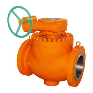 Hot-selling Wcb Ball Valve - Top Entry Ball Valve – Newsway