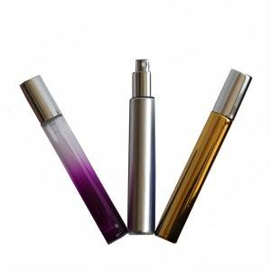 OEM manufacturer 110ml Glass Perfume Bottle - Thick bottom 10ml glass perfume bottle – NTGP