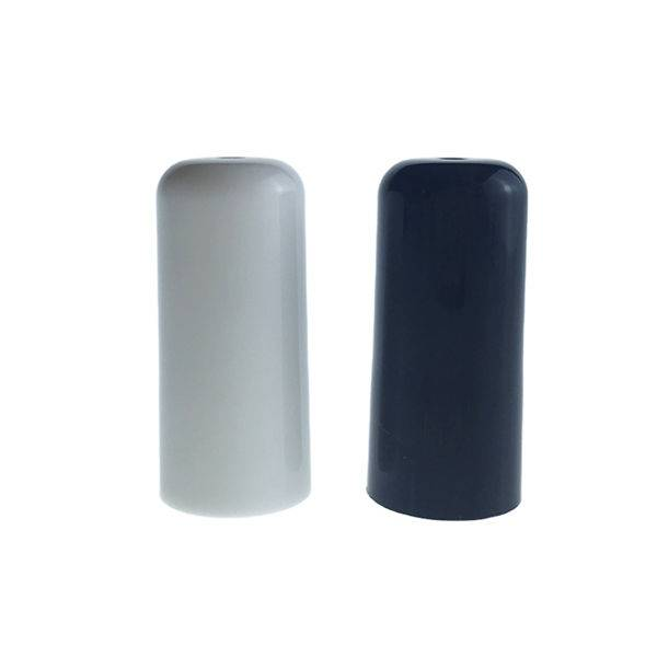 Injection simple caps for nail polish bottles