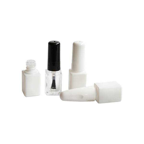 Free sample for 12ml Nail Polish Bottle - Manufacture custom 6ml square nail polish bottle – NTGP