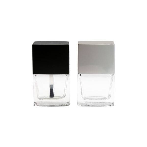 Fixed Competitive Price Famous Bottle For Nail Polish - Flat nail polish bottle with customized cap – NTGP