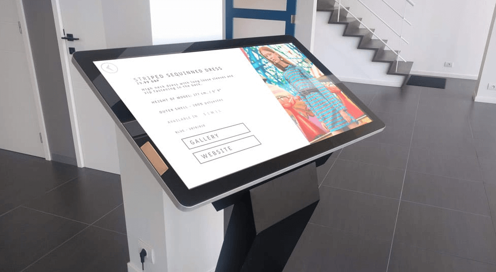 ARE TOUCH SCREENS THE FUTURE OF DIGITAL SIGNAGE?