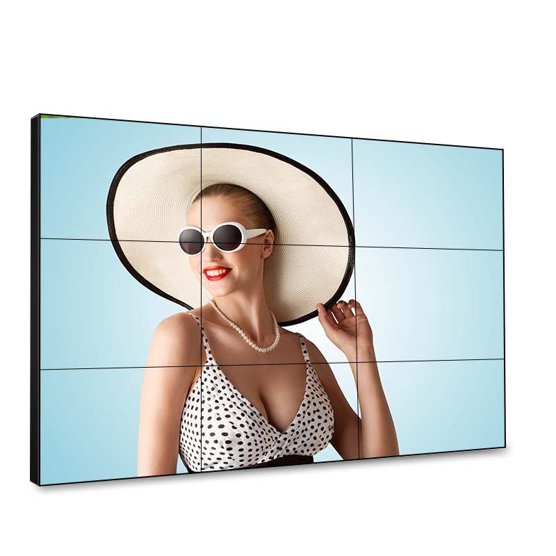 Chinese Professional Outdoor Video Wall Displays - IPS Video Wall Smart Signage Large LED Displays Video Wall Panels – Nusilkoad