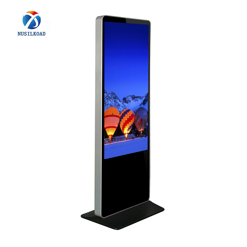 Factory Outlets Digital Totems - Floor Stand Network 49 Inch Digital Signage Solutions, Smart Digital Advertising Screen – Nusilkoad