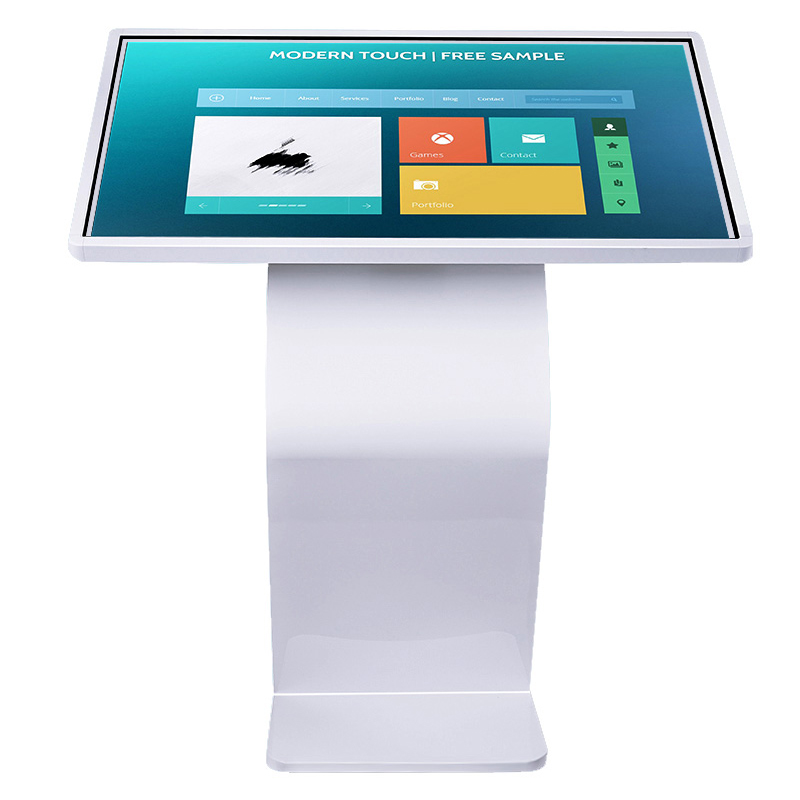 Professional China Lcd Totem - Android digital LCD TV signage with WiFi/3G/touch screen display kiosk – Nusilkoad