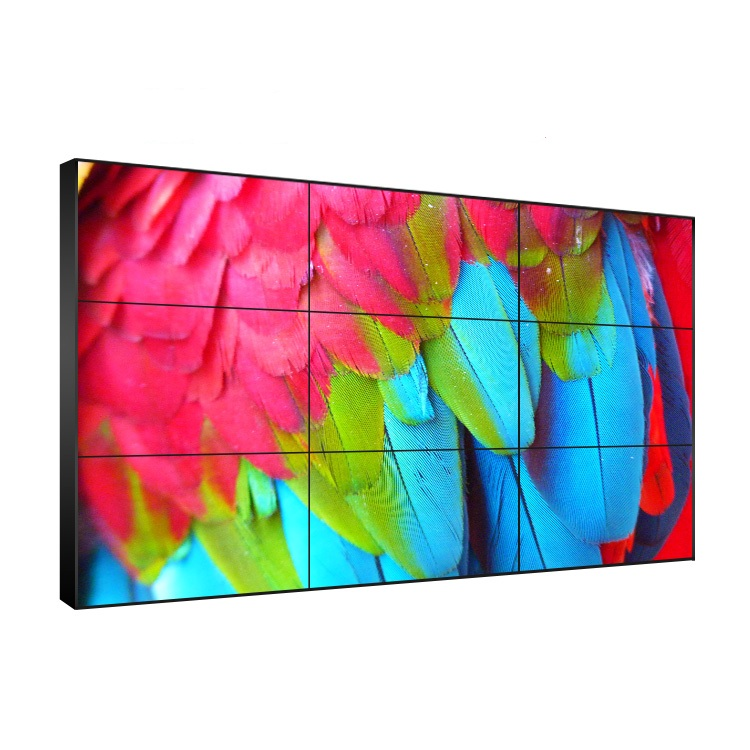 Wholesale Led Display Video Wall - Ultra-thin Bezels and Cost-effective Display Video Wall monitor digital signage – Nusilkoad