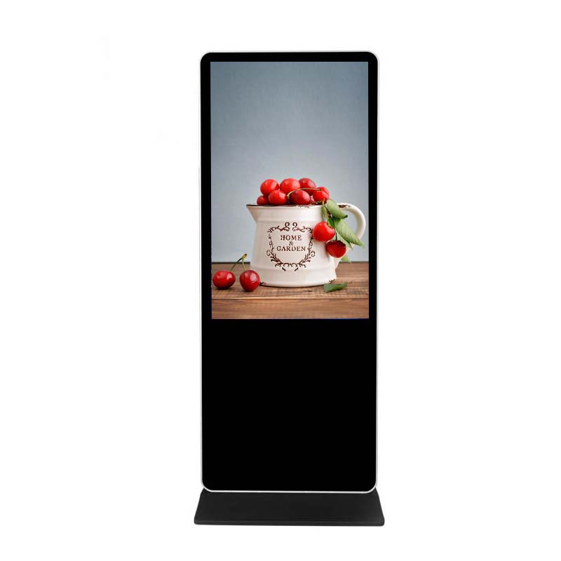 2020 wholesale price Digital Display Totem - Indoor TFT LCD Monitor Shopping Mall Advertising Display Android Kiosk With Integrated LCD Controller Board – Nusilkoad