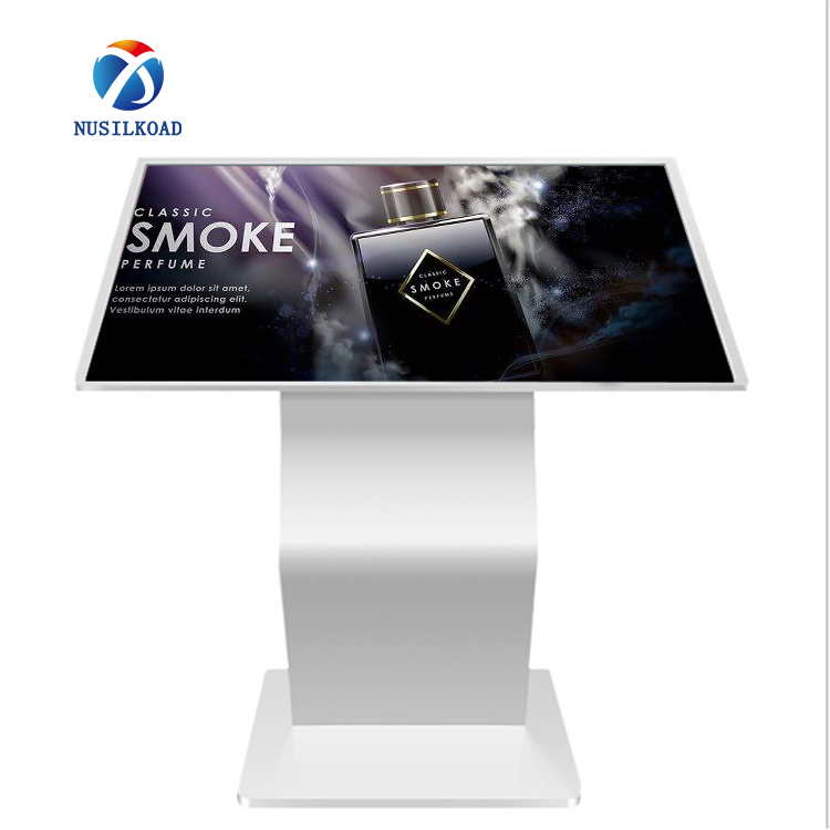 New Arrival China Digital Advertising Kiosk - Smart Whiteboard Infrared Interactive Touch Screen Whiteboard widely used in school – Nusilkoad
