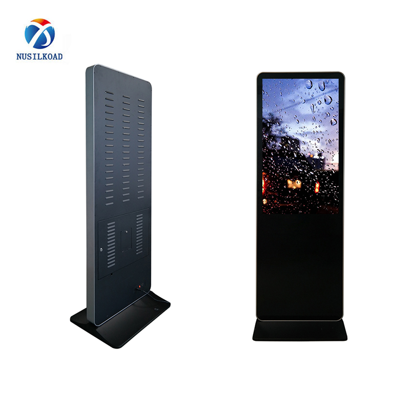 55 inch water proof  hologram digital signage display 4K TV display