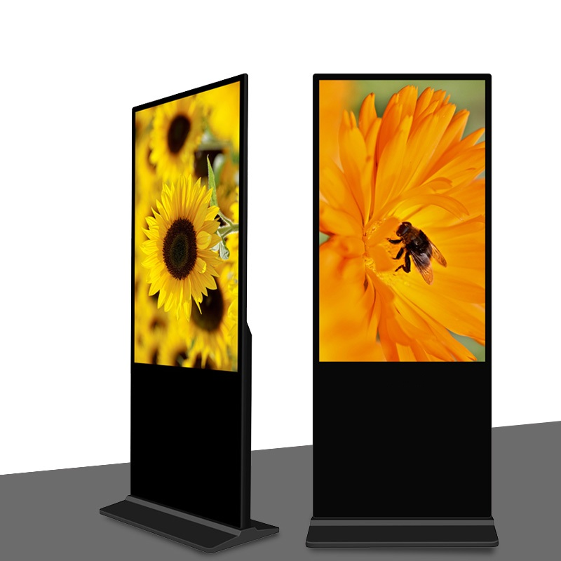 2020 Good Quality Interactive Totem – 65 Inch Cheap multi touch photo booth kiosk bard code manufacturer – Nusilkoad