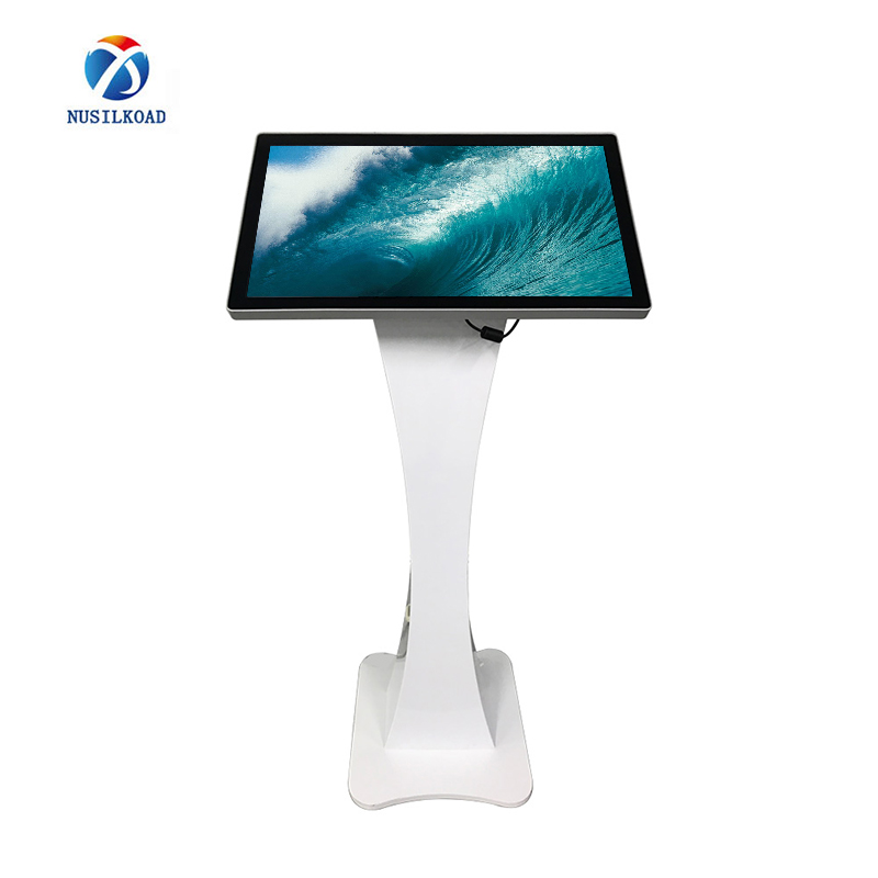 Professional China Outdoor Digital Kiosk - 18.5 inch LED Whiteboard Infrared Interactive advertising  Touch Screen widely used in school – Nusilkoad