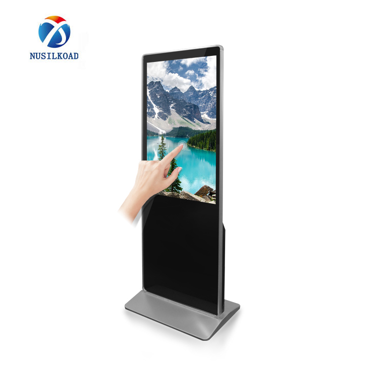 Good Quality Totem Digital Outdoor - Nusilkoad  49 Inch Interactive Multi Touch Table with LG touch screen HD VGA – Nusilkoad