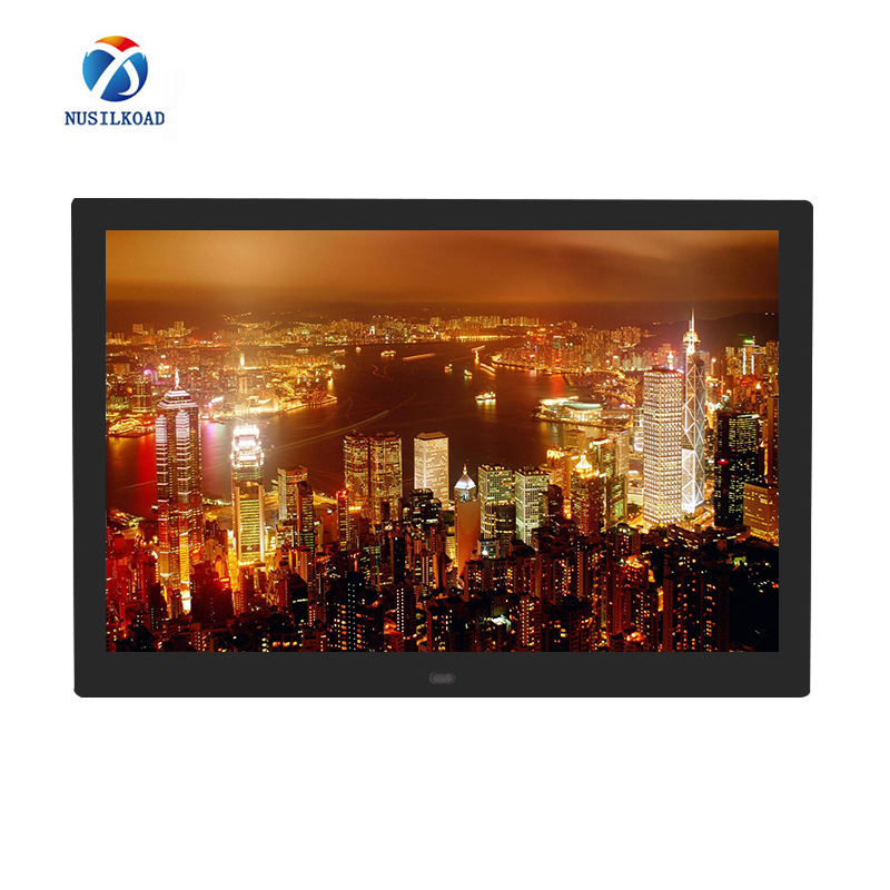 49 inch wall mounted bezel less tv lcd digital signage display