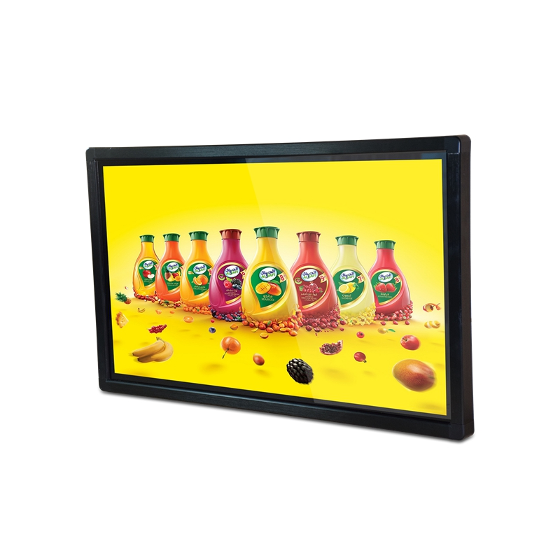 49 inch wall mount IR touch Kiosk windows advertising screen