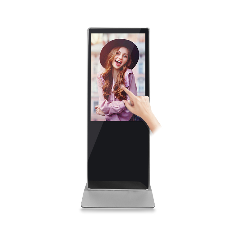 High Quality Digital Totem Display - Network Android Wifi Wireless Lcd Ads Display Screen Digital Signage Totem With Software – Nusilkoad