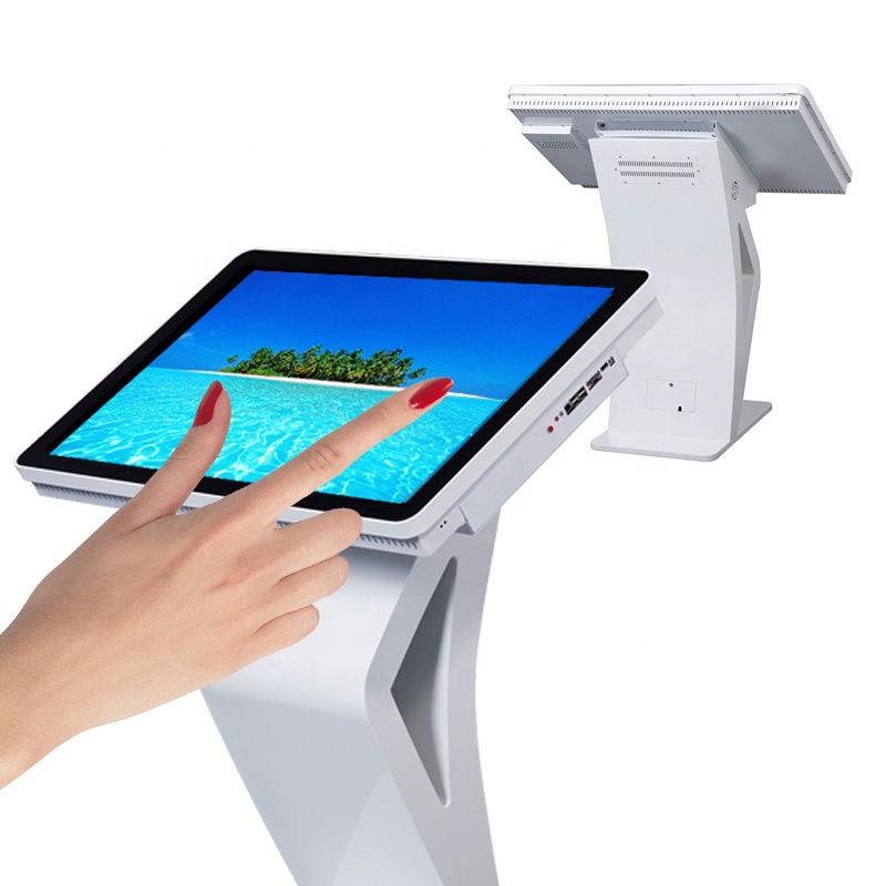 86 inch interactive all-ine-one smart touch Android kiosk screen kiosk digital signage, windows for option