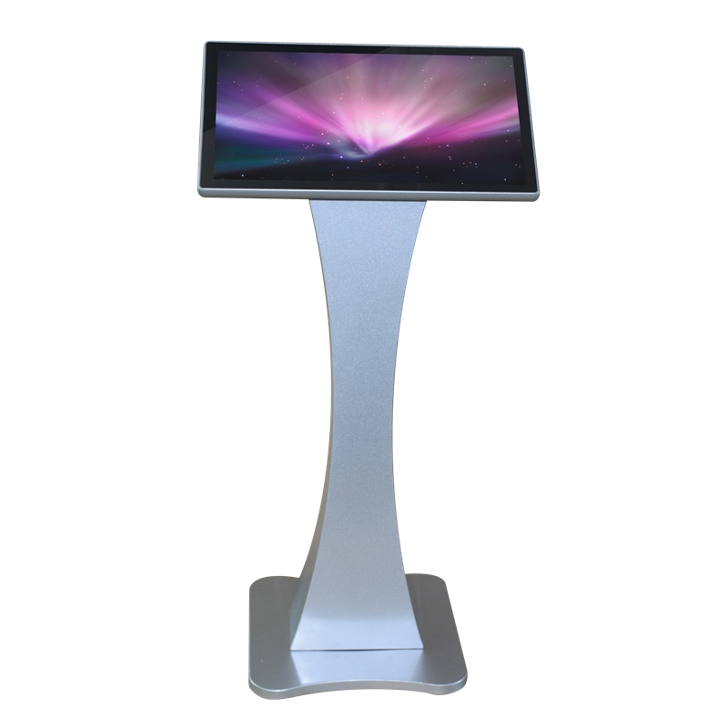 Wholesale Android Touch Screen Kiosk – 18.5 inch high brightness stand alone indoor lcd advertising display digital signage – Nusilkoad
