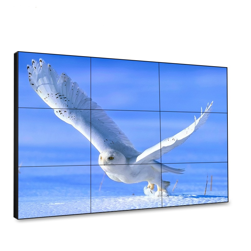 "100% Original Digital Video Wall - Super Narrow Bezel Solution 49"" & 55"" professional monitors LCD Video Wall Displays – Nusilkoad"