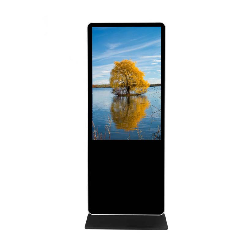 China Cheap price Digital Totems - Led Display Stand WIFI Advertising Display Video Game Kiosk with LCD Touch Panel – Nusilkoad
