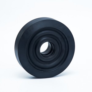 High definition High Quality Nylon Pulley - High quality nylon pulley for crane – H&F.nylon