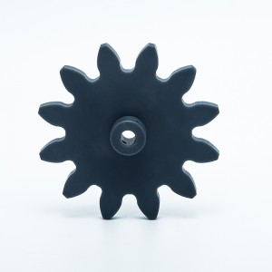 Chinese Professional Nylon Gear Coupling - nylon gear for  machinery – H&F.nylon