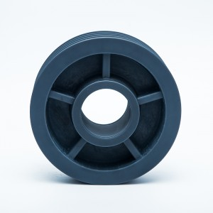 Manufacturer for Nylon Pulleys For Sale - Nylon belt pulley made in china – H&F.nylon