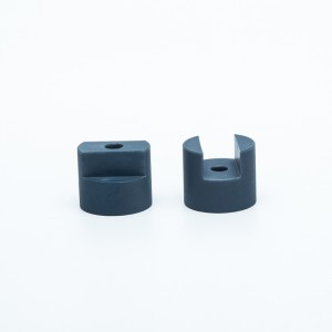 Factory wholesale Injection Moulding Nylon - special size nylon Coupling – H&F.nylon