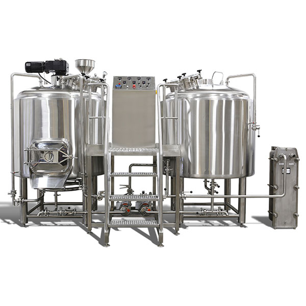 2020 High quality Used Brewing Equipment - Brewhouse&Mash unit – Obeer