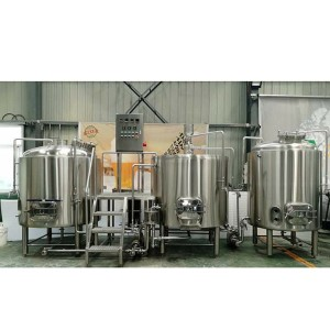 Newly Arrival Beer Vending Machine - 2000L Steam Brewing system – Obeer