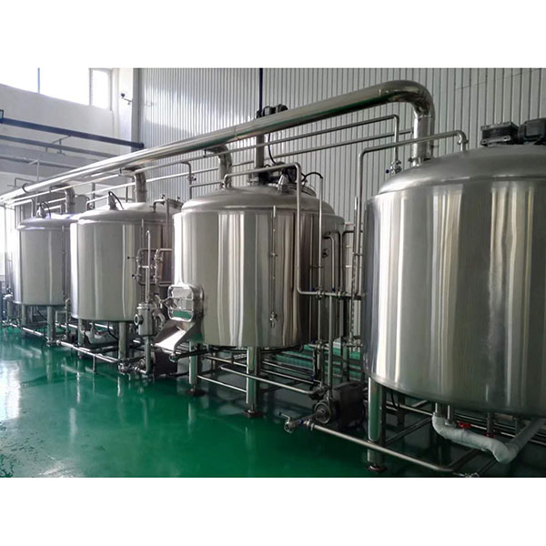 Free sample for Beer Mash Tun - 2000L Stainless Steel Brewhouse  – Obeer