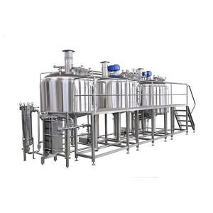 Factory Promotional Beer Brewing - 2000L Brewery system – Obeer
