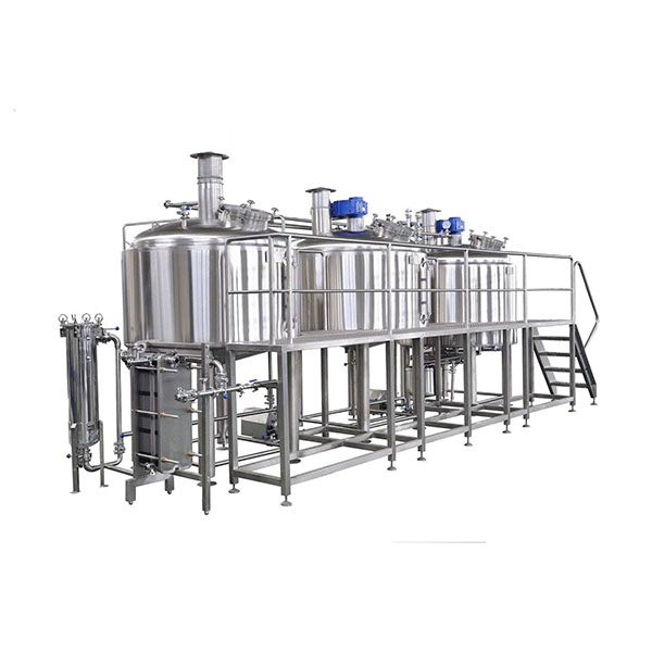 2020 wholesale price Electric Brewing Kettle - 2000L Brewery system – Obeer